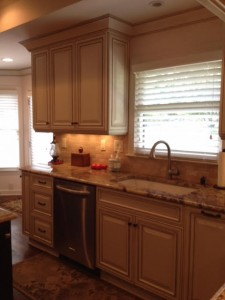 FRENCH ANTIQUE FULL OVERLAY KITCHEN 2