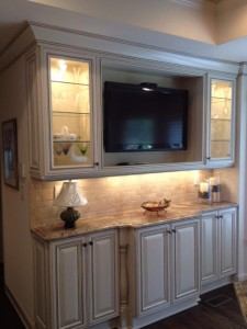 FRENCH ANTIQUE FULL OVERLAY KITCHEN 4