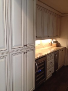 FRENCH ANTIQUE FULL OVERLAY KITCHEN 5